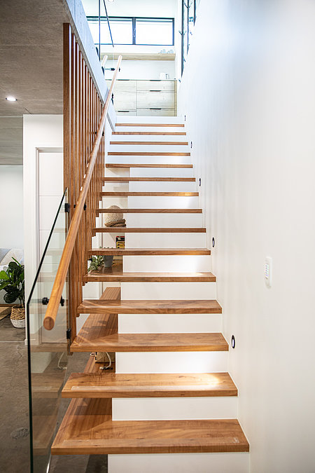 Custom design staircase