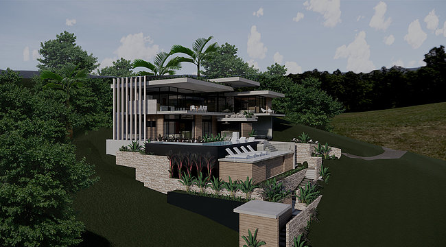 Image of new house design in Port Douglas